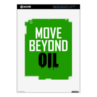 Move Beyond Oil Skins For iPad 3