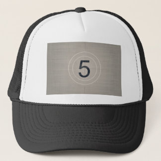 Move Countdown Trucker Hat