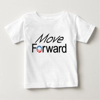 Move FORWARD Obama 2012 Baby T-Shirt