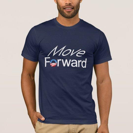 Move FORWARD Obama 2012 T-Shirt