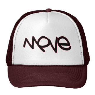 MOVE MESH HATS
