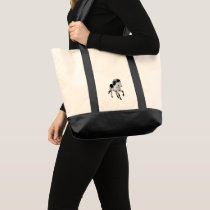 Move - Icelandic horse Tote Bag