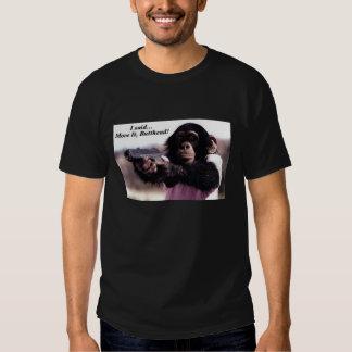 Move it Butthead Gun Tee Shirt