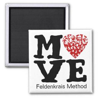 Move Magnet | Feldenkrais Method