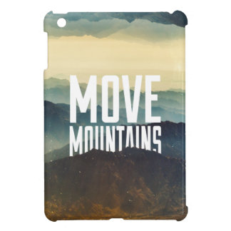 Move Mountains Case For The iPad Mini