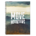 Move Mountains Note Books