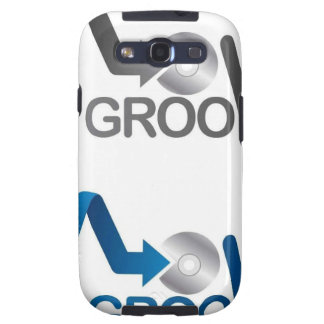 Move My Groove Merch Galaxy S3 Covers