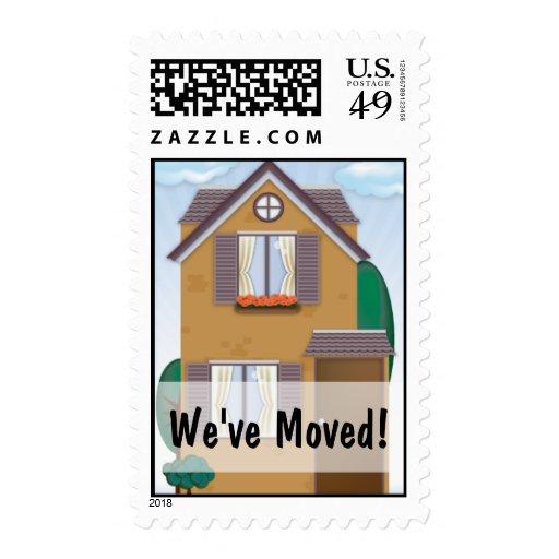 Move Notice Stamp