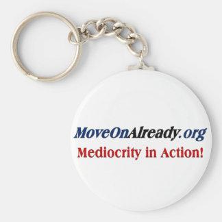 Move on already keychain
