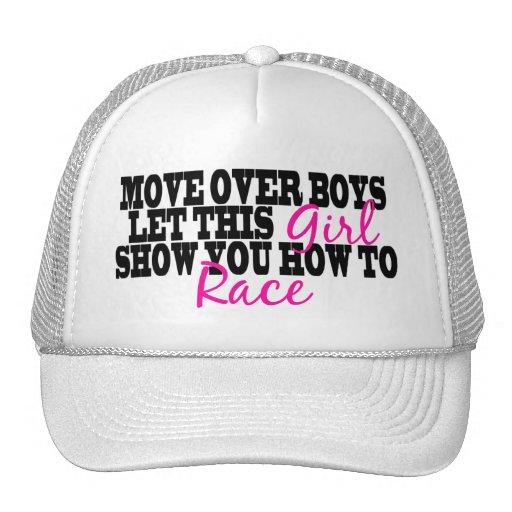 Move Over Boys... Mesh Hats