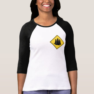 Move Over, Its the Law Baseball Tee