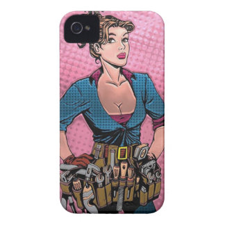 Move over Rosie iPhone 4 Case