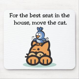 Move the Cat  Mousepad