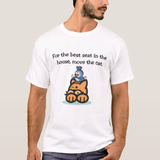 Move The Cat T-shirt