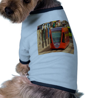 move to success reims france tram shuttle vehicle doggie t shirt