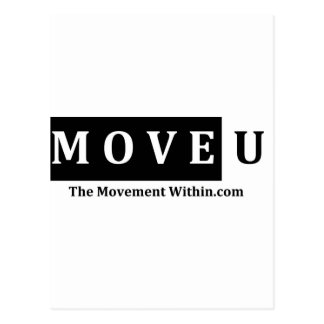 Move U Postcard