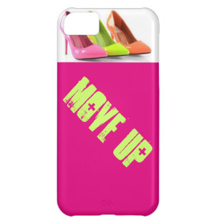 Move up iPhone 5C case