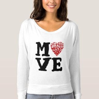 Move Women's Shirts | Feldenkrais Heart Figures