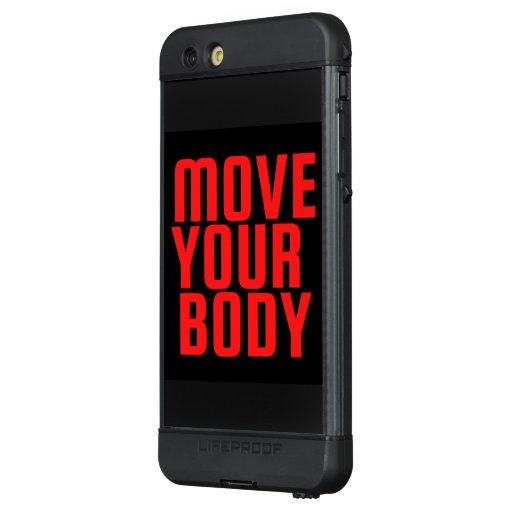 Move Your Body LifeProof® NUUD® for iPhone® 6 LifeProof NÜÜD iPhone 6s Plus Case