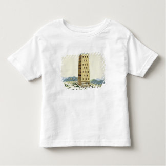 Moveable tower, designed after Caesar's tower at N Toddler T-shirt