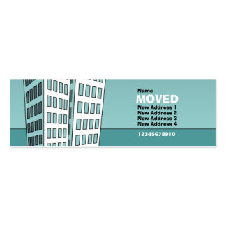 Moved 03 business card templates