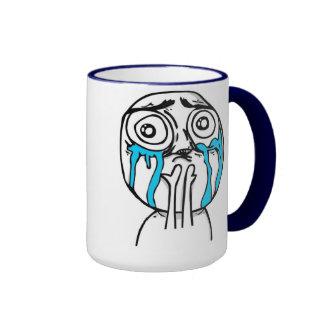 Moved Meme mug