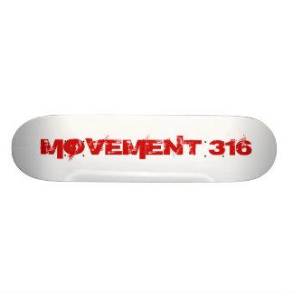 MOVEMENT 316 SKATEBOARD