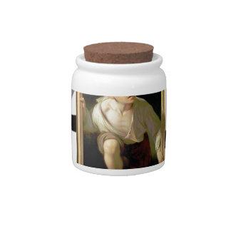 movement art boy candy jars
