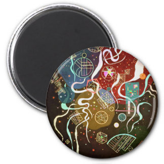 Movement One 2 Inch Round Magnet