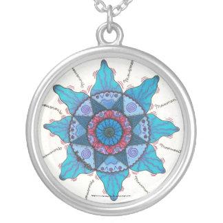 Movement- Round Necklace