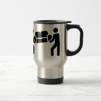 Mover couch travel mug