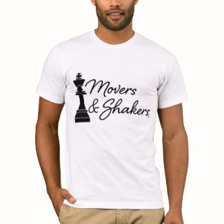 Mover & Shakers Tee