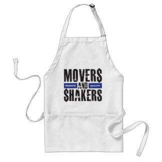 Movers and Shakers - Blue Apron