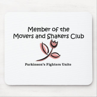 movers and shakers member mouse pad