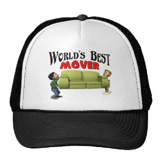Movers Trucker Hat