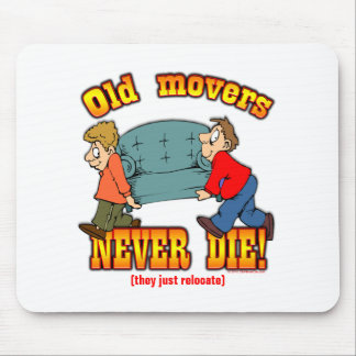 Movers Mouse Pad