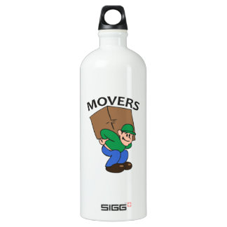 MOVERS WATER BOTTLE