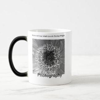 Movie Actress Ishah Black and White Photography Magic Mug