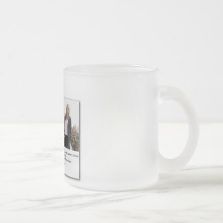 Movie Actress Laura Guillen aka Ishah 10 Oz Frosted Glass Coffee Mug
