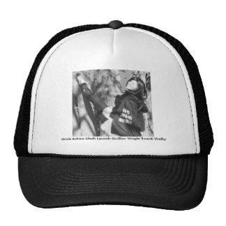 Movie Actress Laura Guillen aka Ishah Trucker Hat