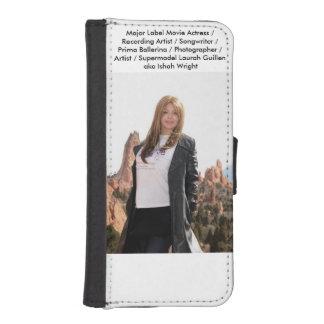 Movie Actress Laura Guillen aka Ishah iPhone SE/5/5s Wallet