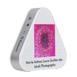 Movie Actress Laura Guillen aka Ishah Photography Bluetooth Speaker