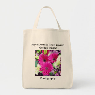 Movie Actress Laura Guillen aka Ishah Photography Tote Bag