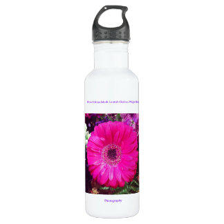 Movie Actress Laura Guillen aka Ishah Photography Water Bottle
