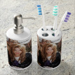 Movie Actress Laura Guillen Kitchen and Bath Items Bathroom Set