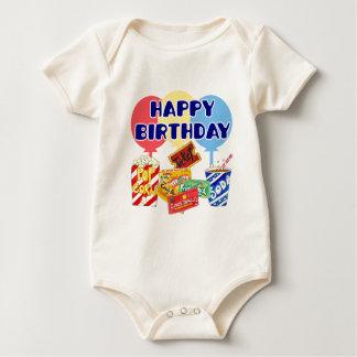 Movie Birthday Baby Bodysuit