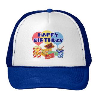 Movie Birthday Trucker Hat
