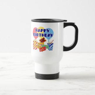 Movie Birthday 15 Oz Stainless Steel Travel Mug
