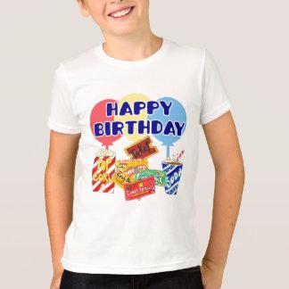 Movie Birthday T-Shirt