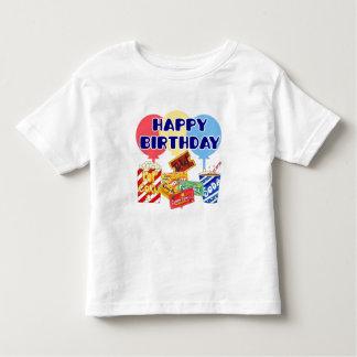 Movie Birthday Toddler T-shirt